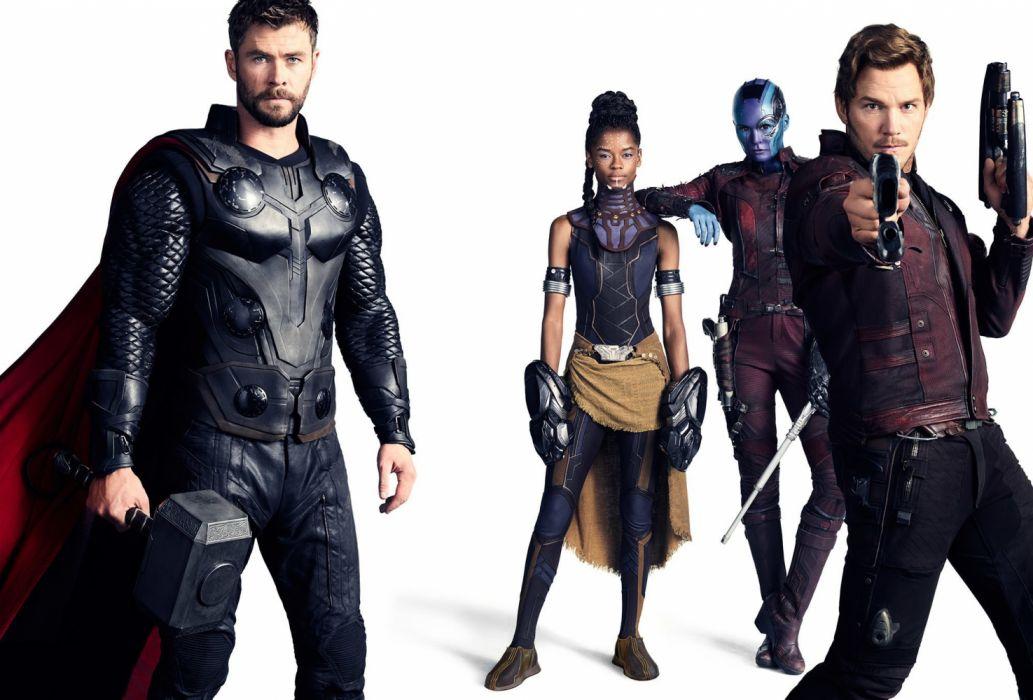 Avengers Infinity War Chris Hemsworth