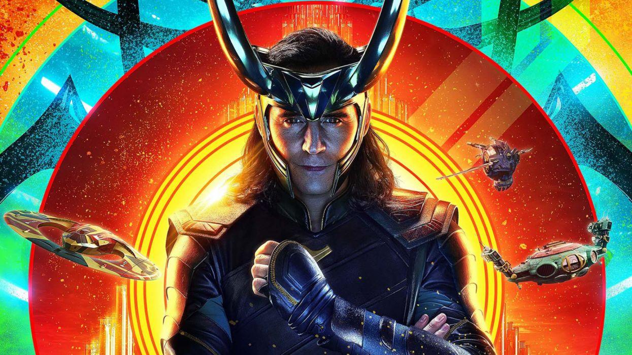Loki background wallpaper