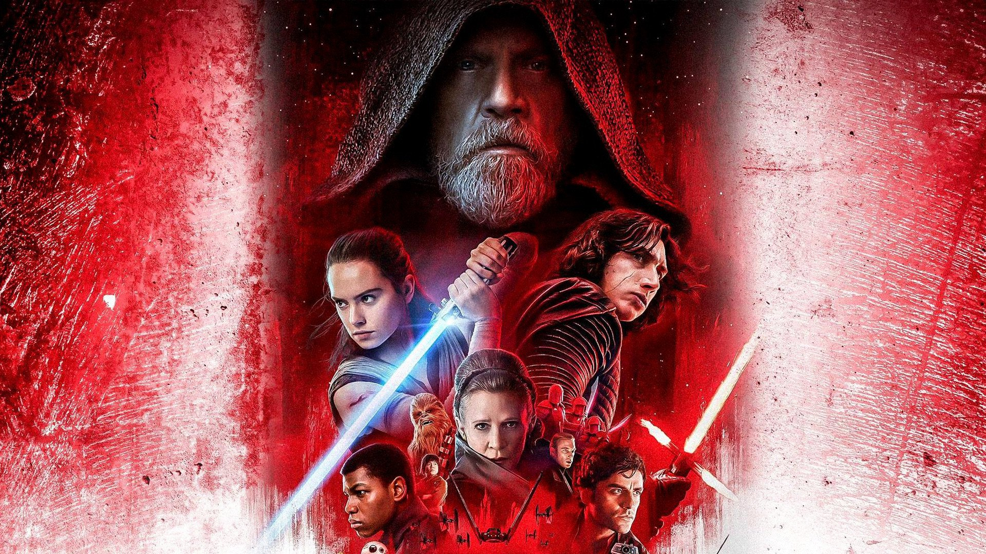 Star Wars Last Jedi Wallpaper 1920x1080 1210150 Wallpaperup