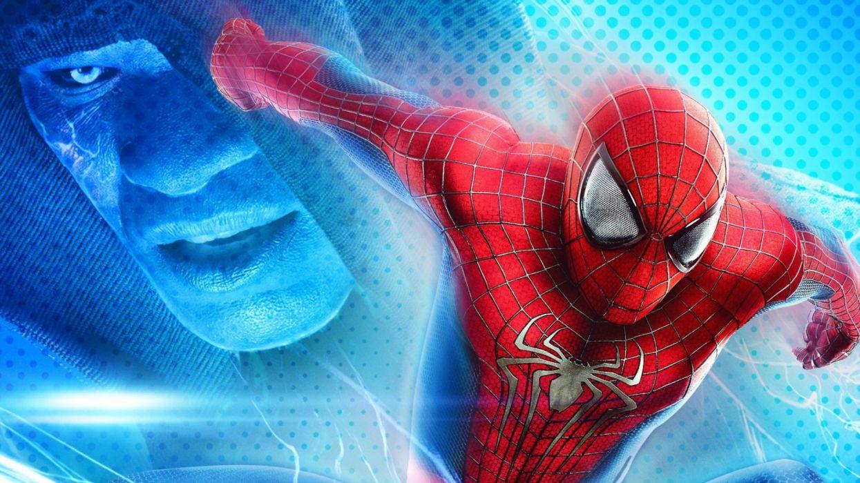 Electro Spider Man Wallpaper Electro (Spider-Man) S...
