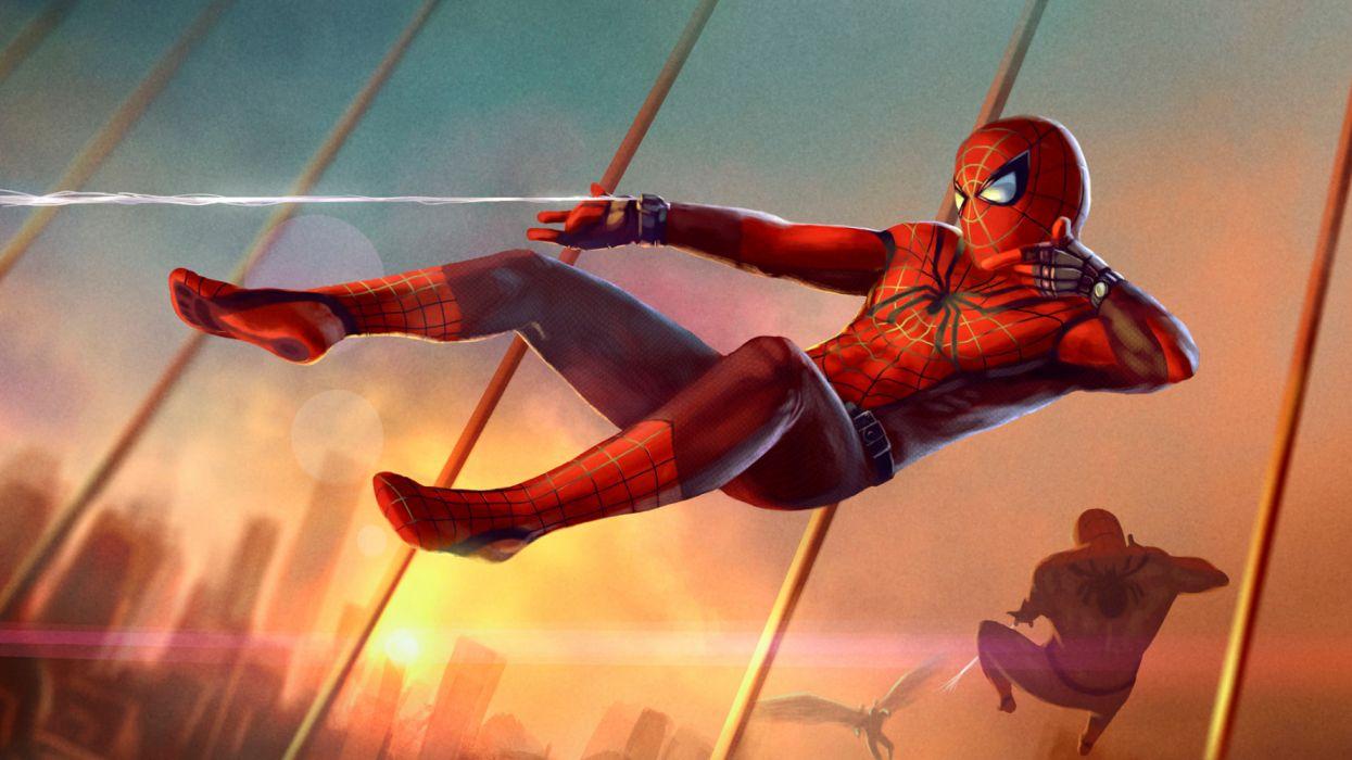 Marvel Comics Spider Man Spider Man Homecoming Wallpaper 1920x1080