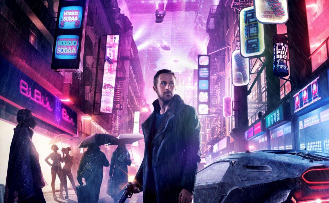 Blade Runner 2049 Officer K (Blade Runner 2049) Ryan Gosling h wallpaper