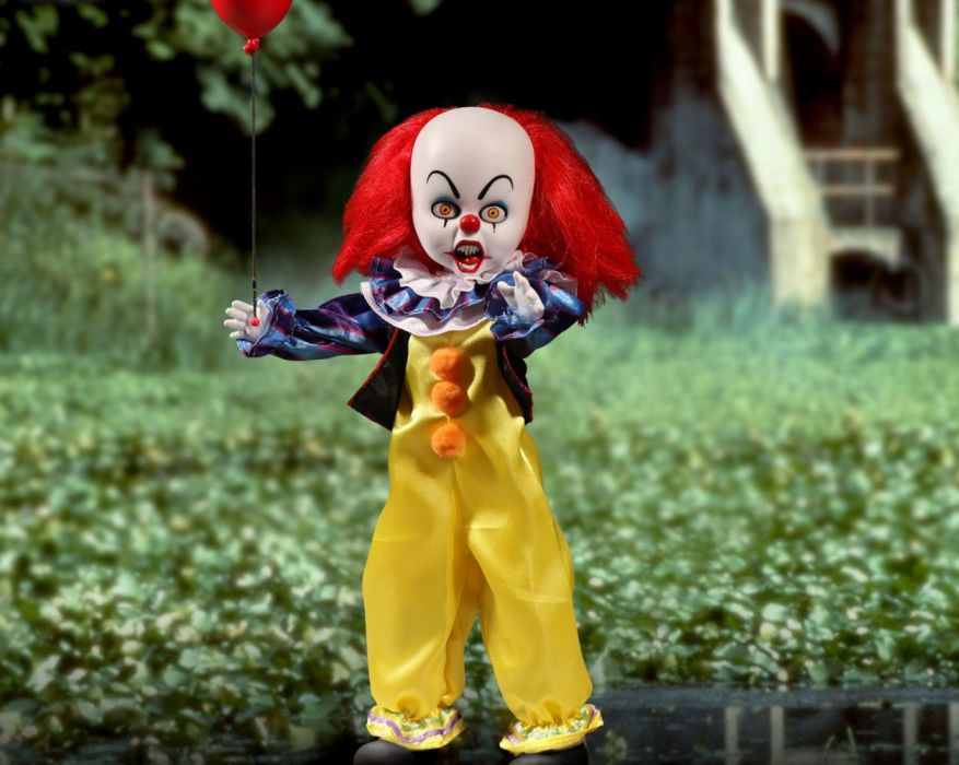 Doll Figurine It (Movie) Pennywise (It) Wallpaper