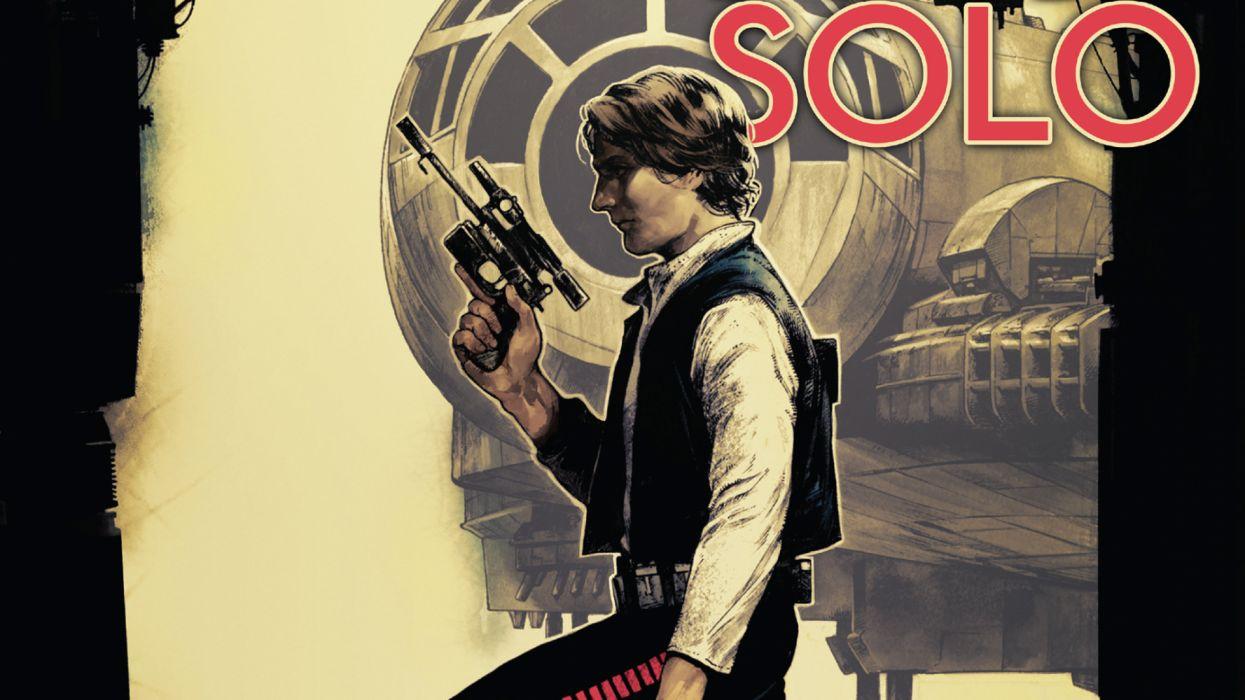 Han solo sci fi star wars wallpaper 1920x1080 1210514 - Han solo wallpaper ...
