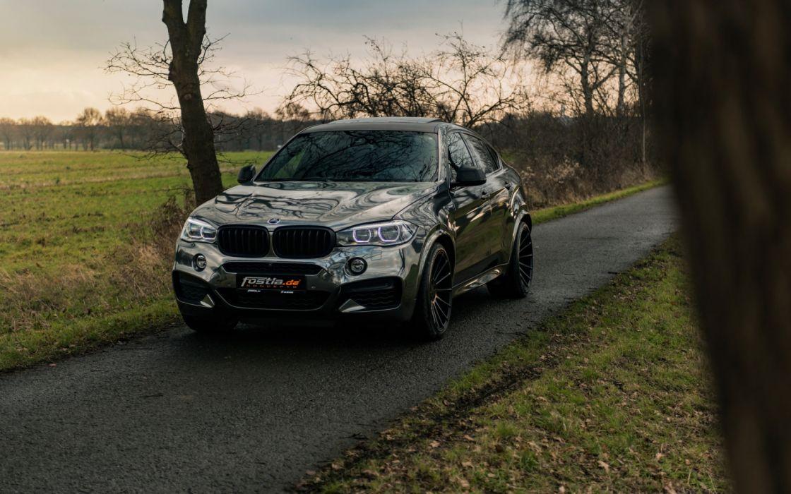 2018-fostla-de-BMW-X6-M50D-F16-Static-9-3840x2400 wallpaper