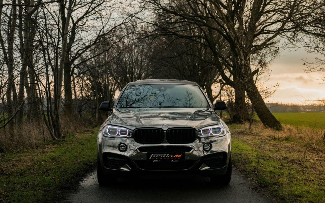 2018-fostla-de-BMW-X6-M50D-F16-Static-2-3840x2400 wallpaper
