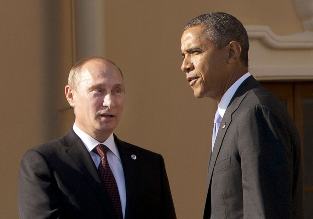 VLADIMIR PUTIN president russia russian man men barack obama wallpaper