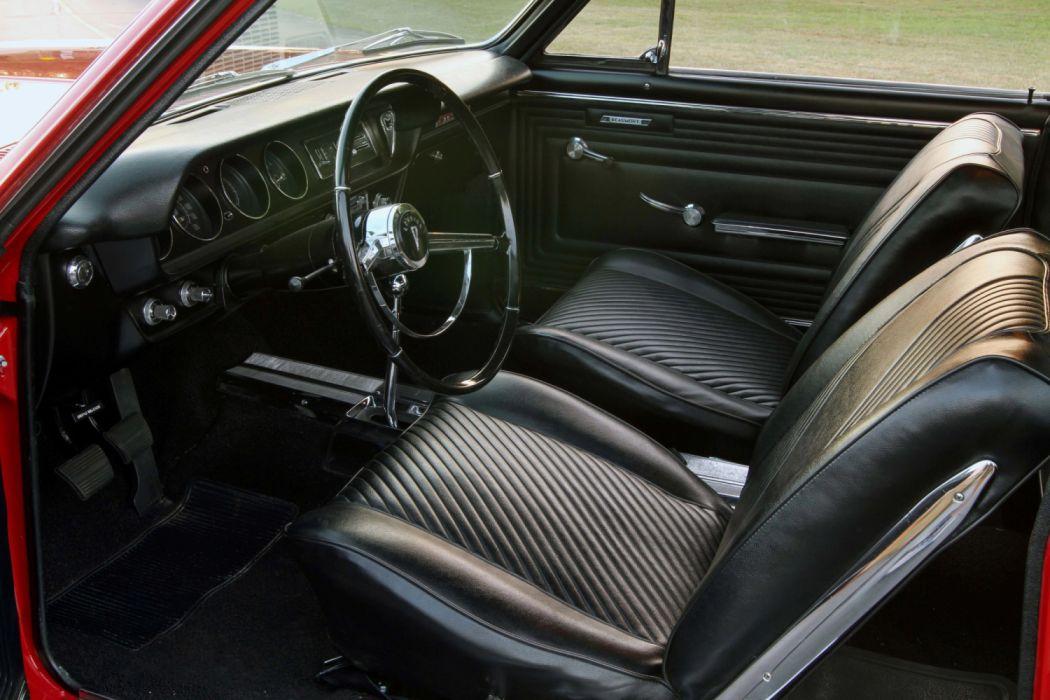 1965 Acadian Beaumont Sport Deluxe muscle car vehicle auto automobile wallpaper