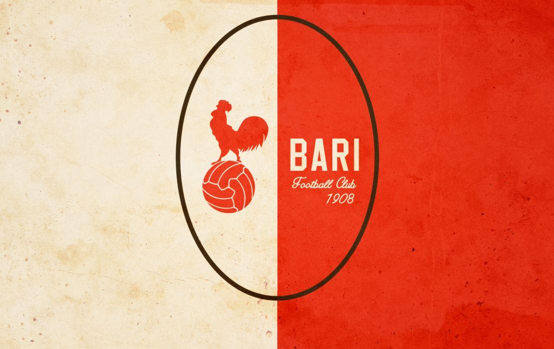 Bari Football Club - 1908 current logo wallpaper