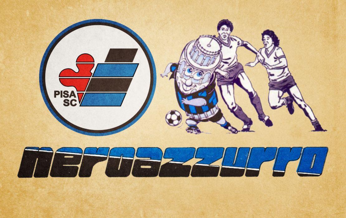 Pisa SC NEROAZZURRO wallpaper