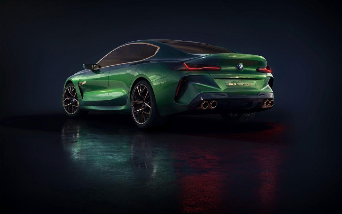 2018-BMW-Concept-M8-Gran-Coupe-Studio-3-3840x2400 wallpaper