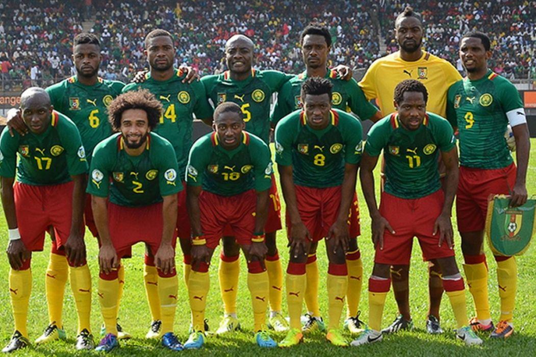 seleccion camerun futbol africa wallpaper