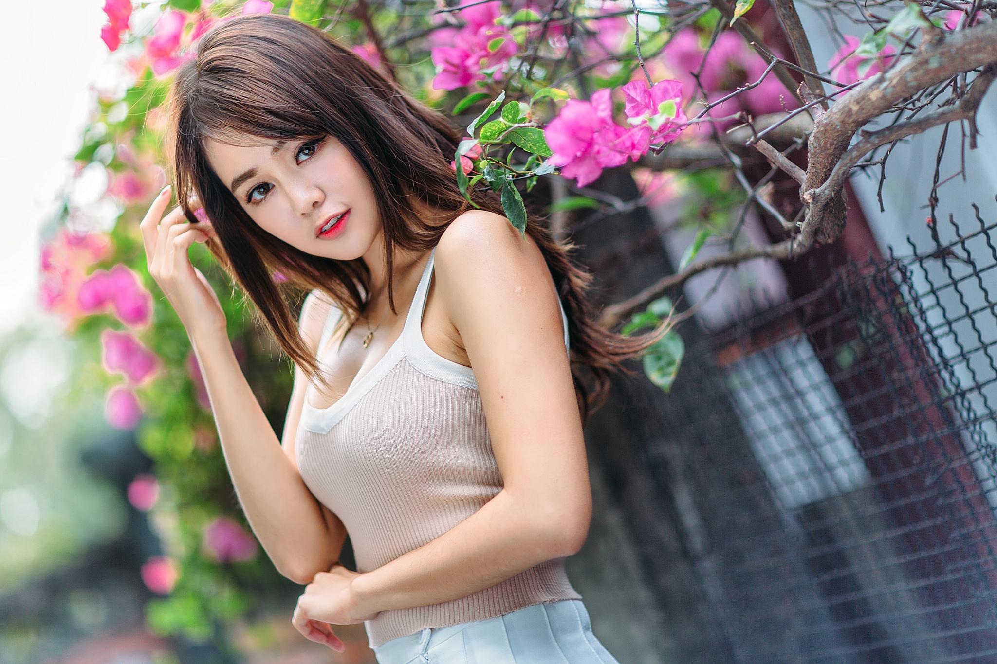 Японская Девушка Обои