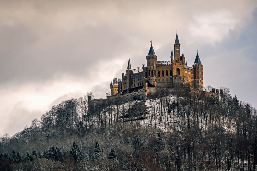 Building Castle Germany Hohenzollern Castle wallpaper