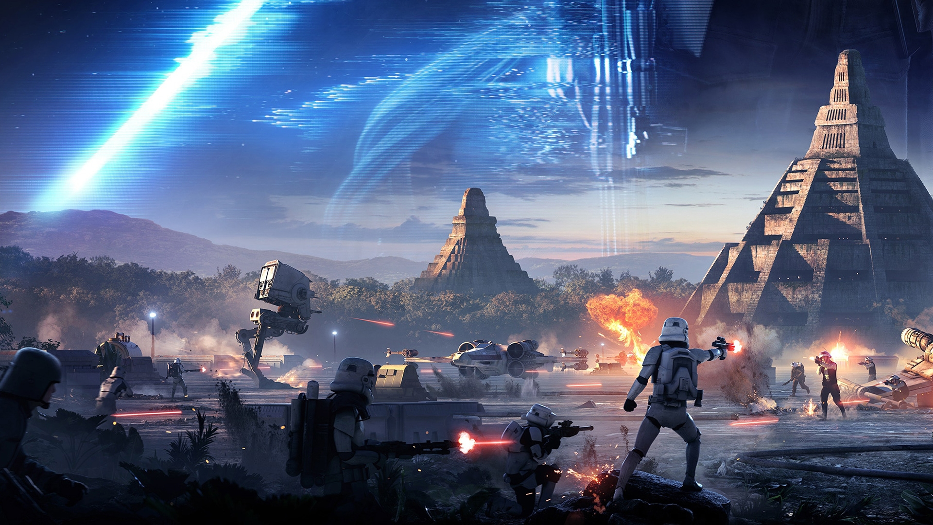 1swbattlefront Action Battlefront Fighting Futuristic Sci Fi