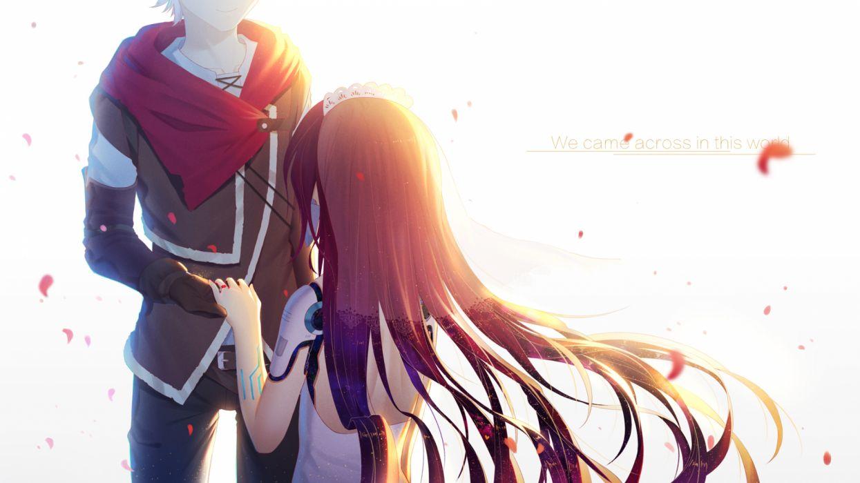 Konachan com - 261616 ji dao ji long hair male no game no life riku dola shuvi dola wallpaper