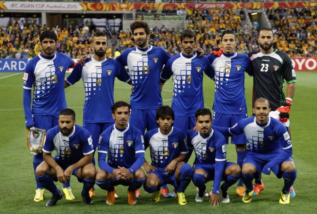 seleccion futbol kuwait asia wallpaper