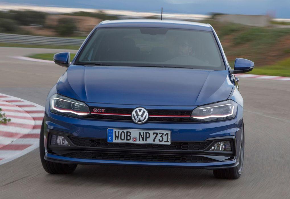 2018 Gti Colors >> Volkswagen Polo GTI (2018) wallpaper | 1600x1100 | 1258400 | WallpaperUP