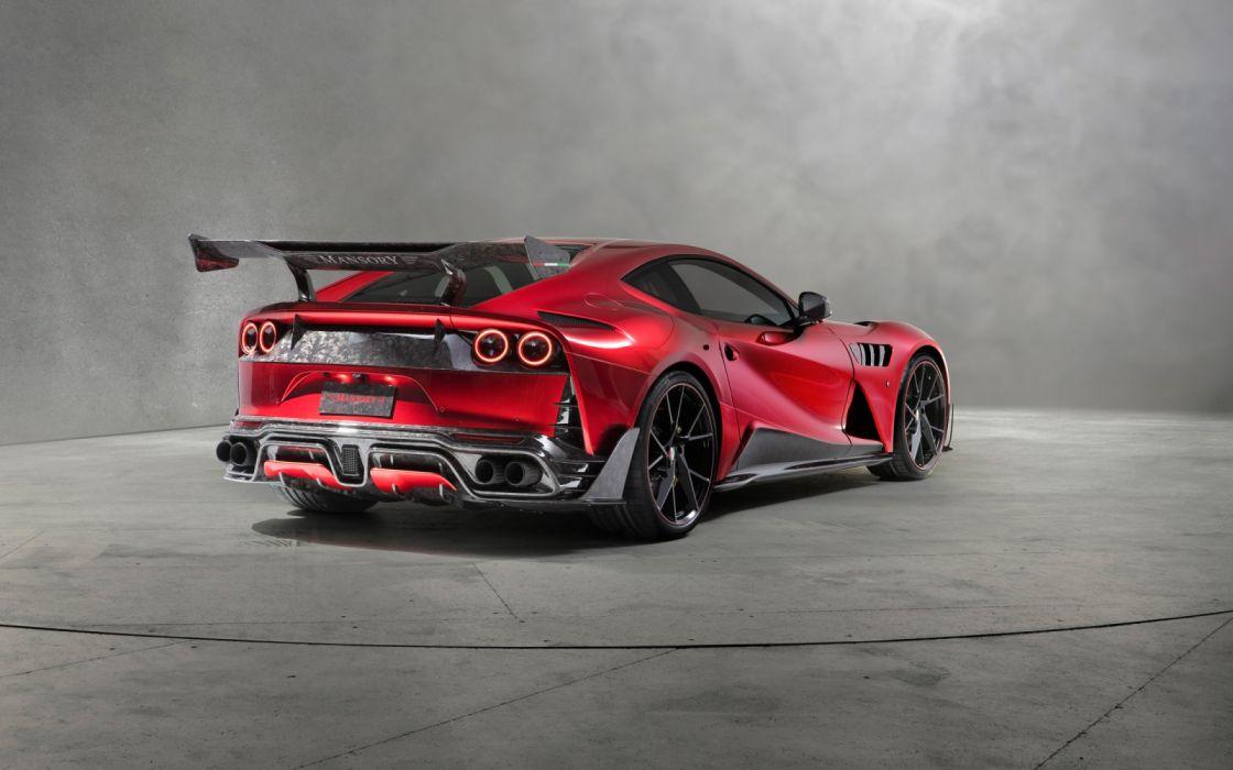 2018 Mansory Ferrari 812 Superfast Stallone Wallpaper 3840x2400 1260332 Wallpaperup
