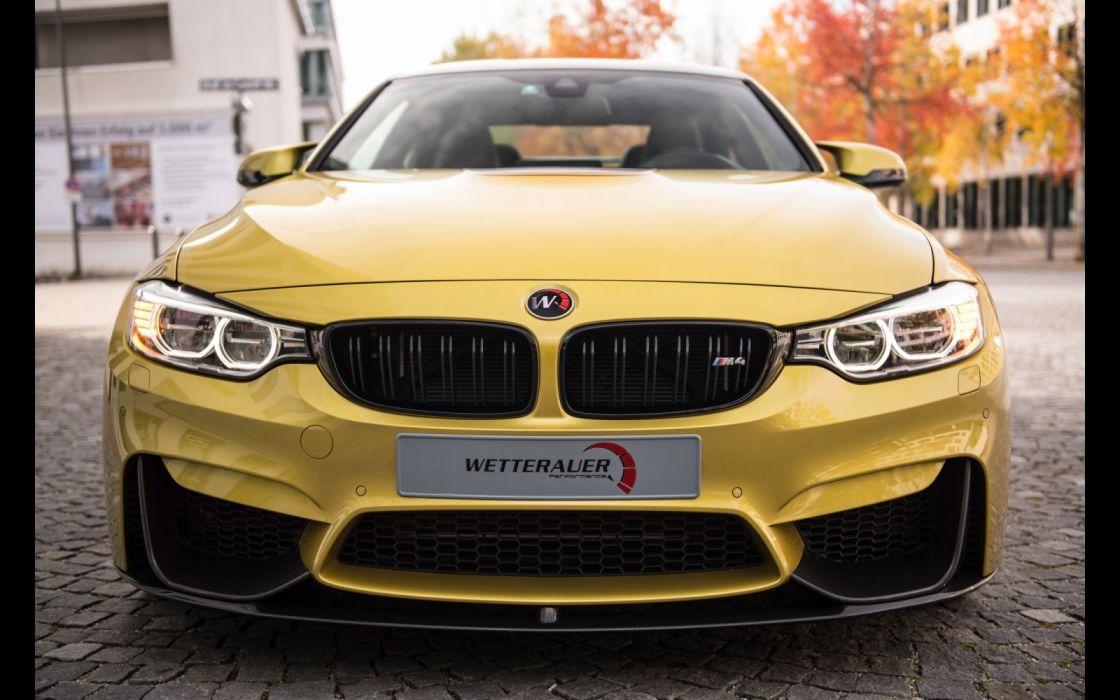 2018 Wetterauer Performance BMW M4 WP620 wallpaper