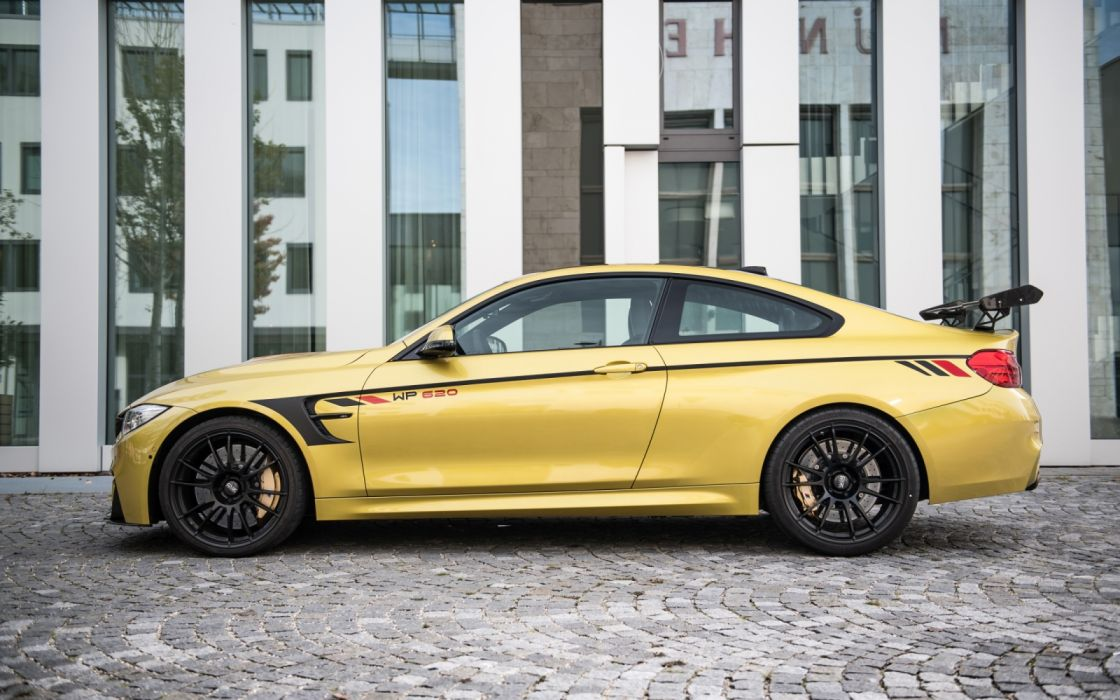 2018 Wetterauer Performance BMW M4 WP620 wallpaper