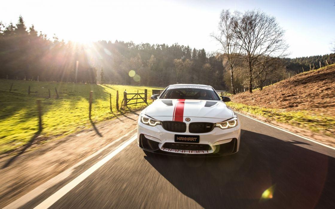 2018 Manhart Performance BMW MH4 550 wallpaper
