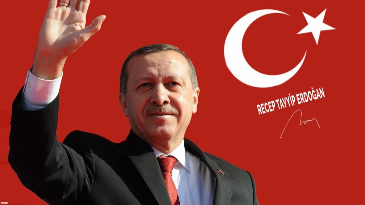 Recep Tayyip ERDOĞAN ALPER KUDUR wallpaper
