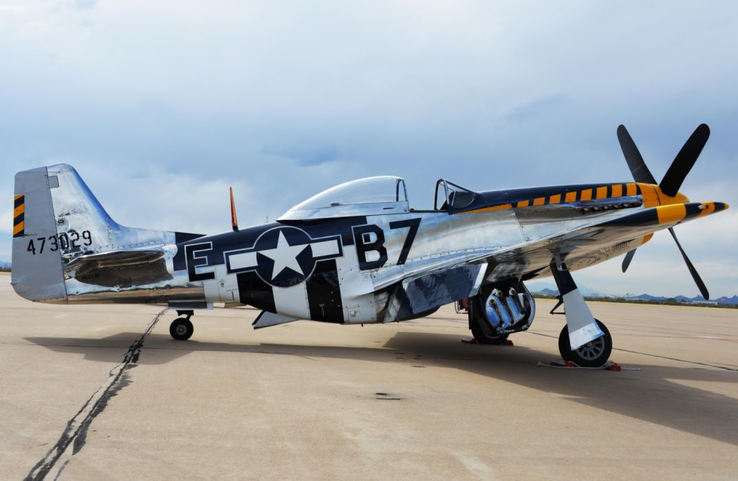 P MUSTANG airplane aircraft vehicle air force airforce plane