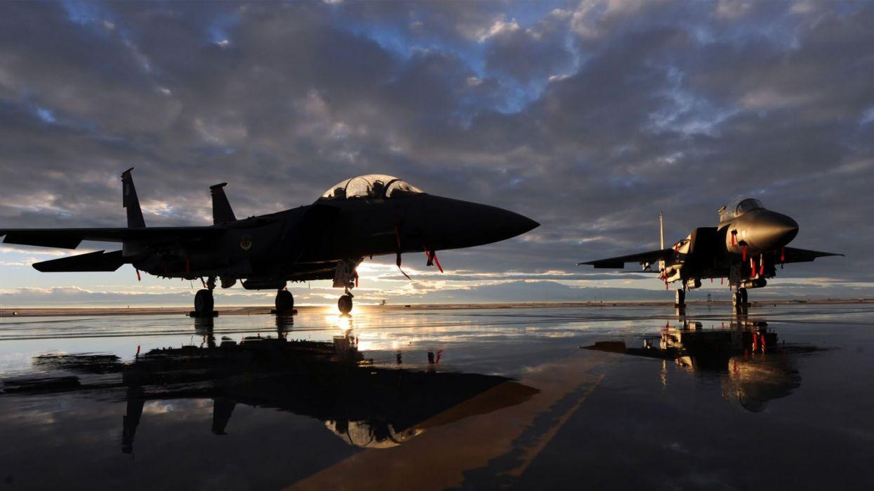 airplane aircraft vehicle air force airforce plane fighter military warplane war wallpaper