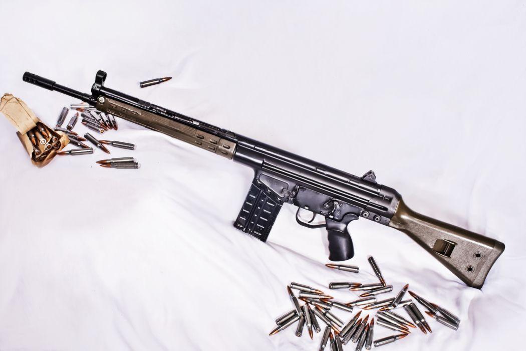 cetme fusil asalto espay wallpaper