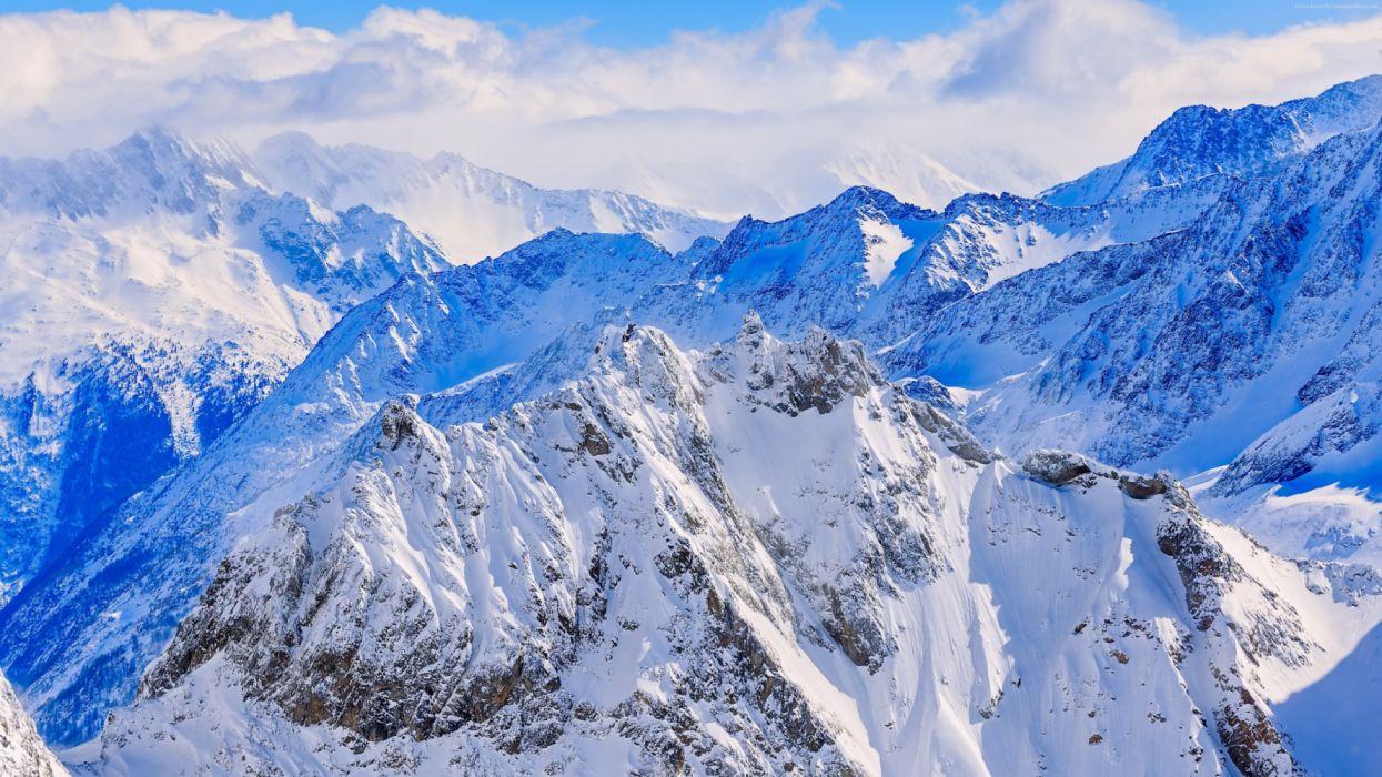 Alps 3840x2160 Switzerland Mountains Snow 4k 16932 Wallpaper
