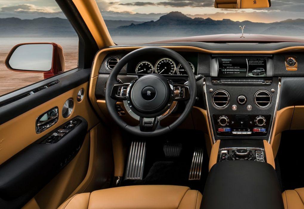 Rolls Royce Cullinan 2019 Wallpaper 1600x1100 1266325