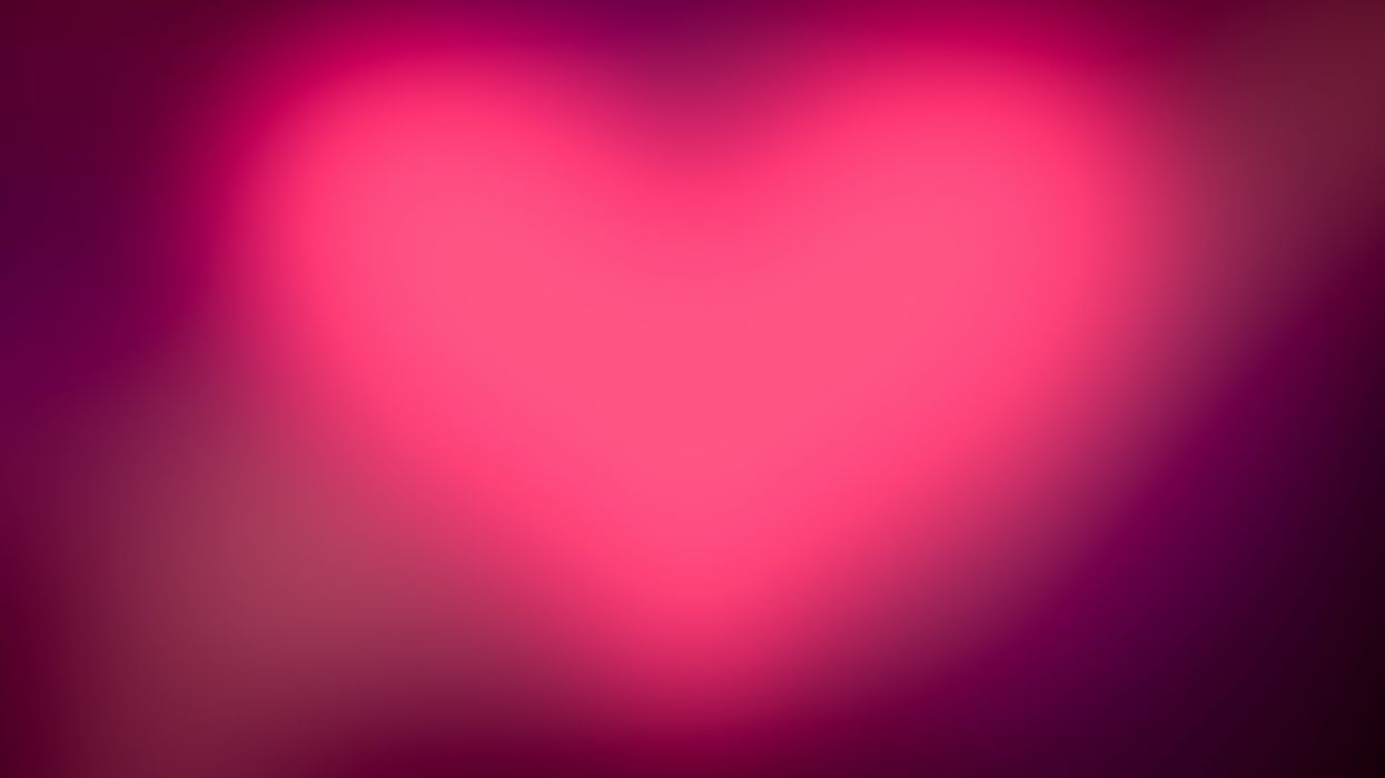 Love Heart Abstract Minimalism Background wallpaper