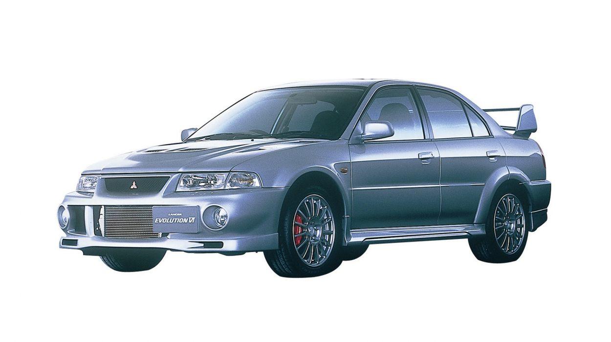 Mitsubishi Lancer Evolution-VI 1999 wallpaper