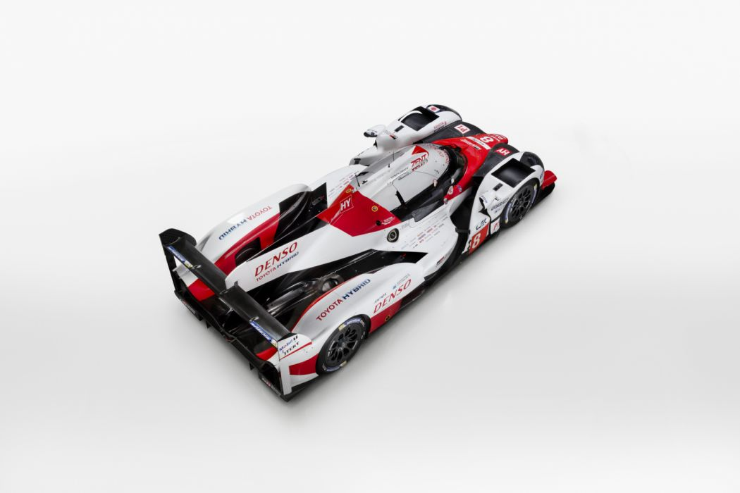 Toyota TS050 2017 WEC World Endurance Champioship wallpaper