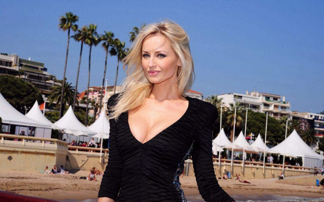 Adriana Sklenarikova modelo republica checa top model wallpaper