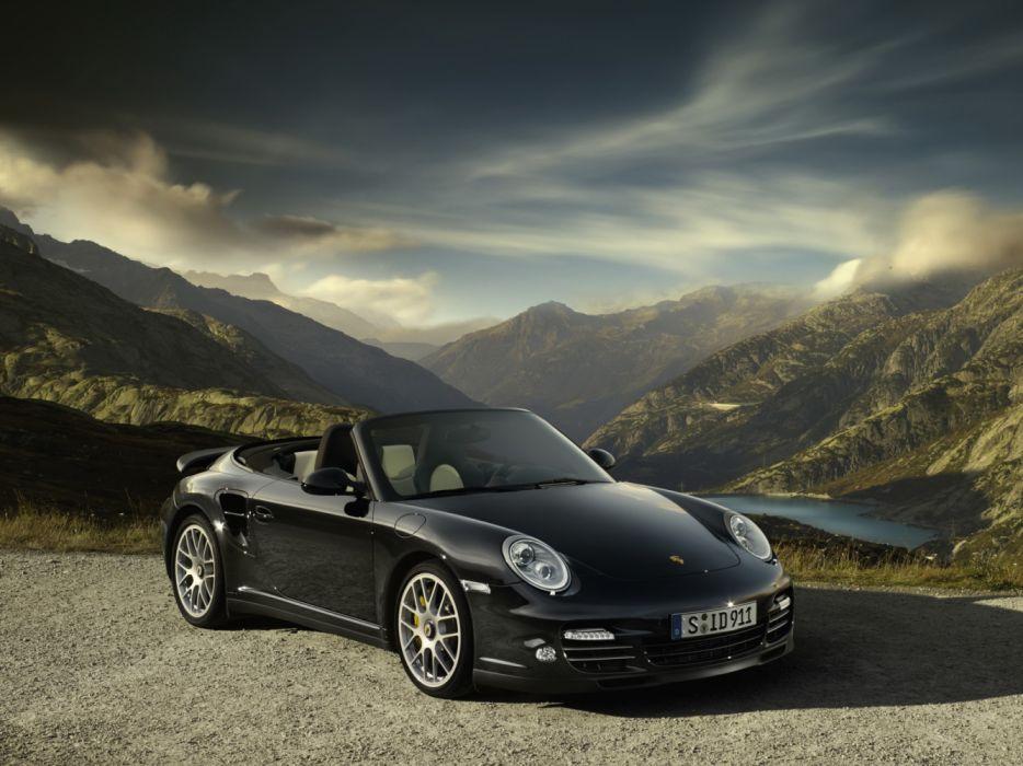 Porsche 997 wallpaper