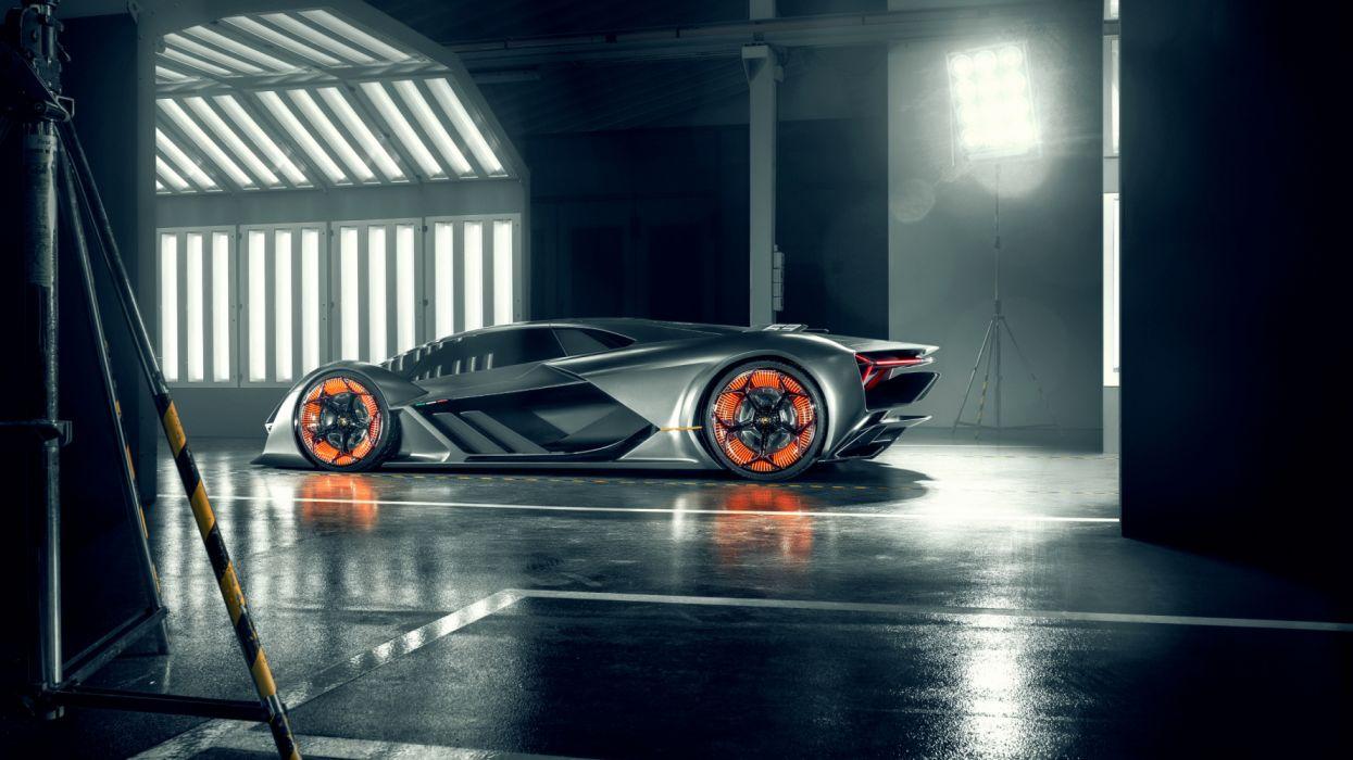2019 Lamborghini Terzo Millennio 4k 4 Hd Wallpaper 4500x2531