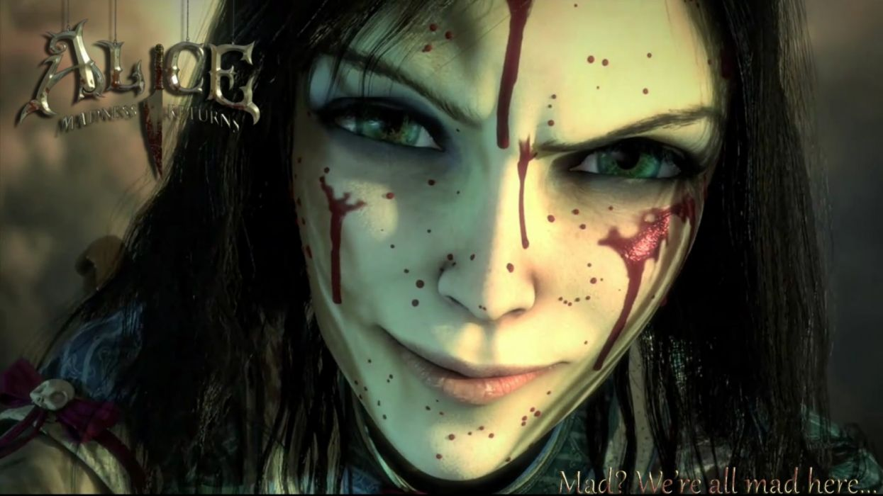 Games Alice Madness Returns Face Wallpaper 1920x1080 1269682