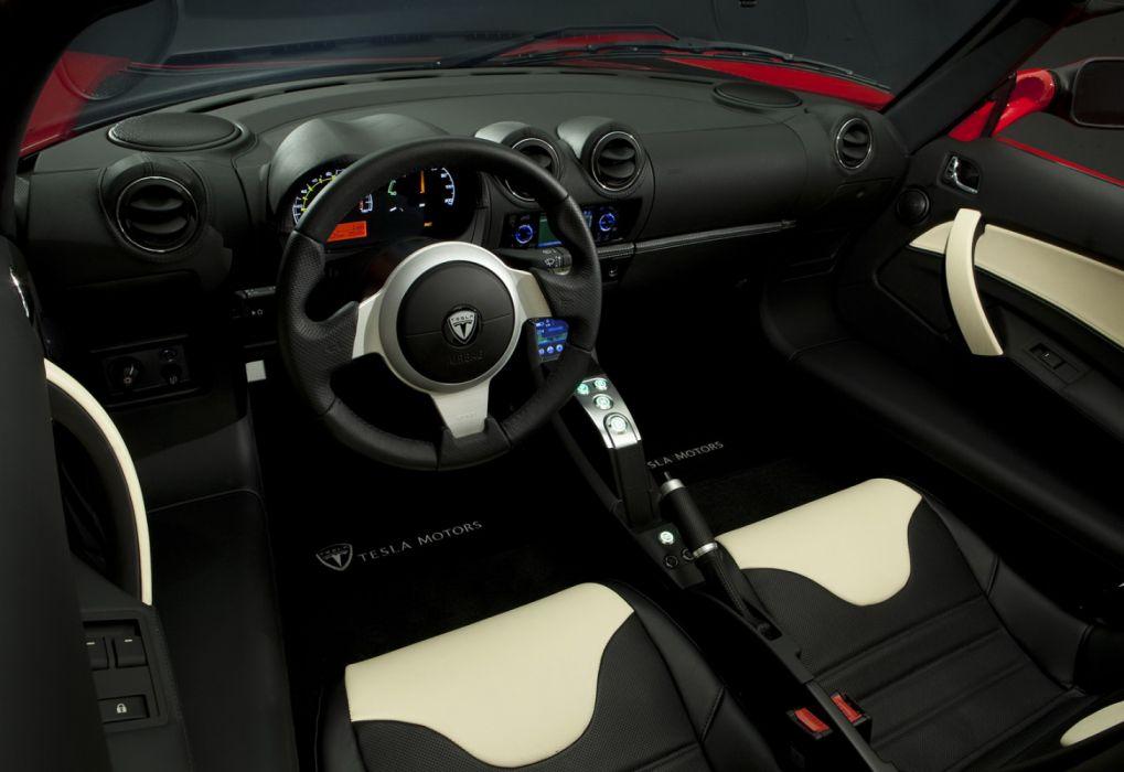 Tesla Roadster Sport (2010) wallpaper