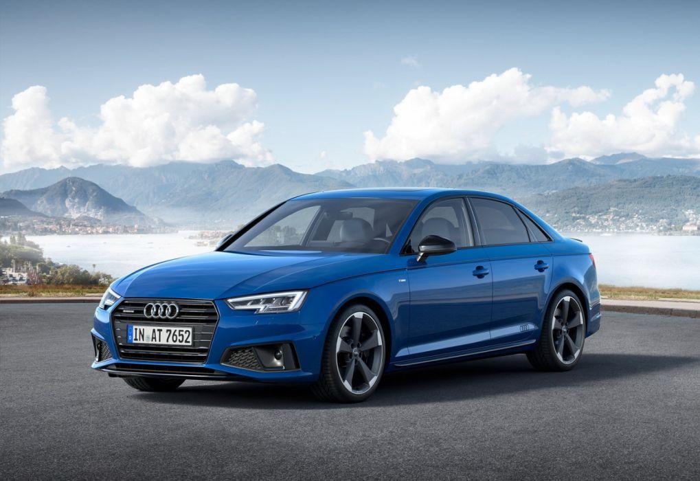 Audi A4 (2019) wallpaper