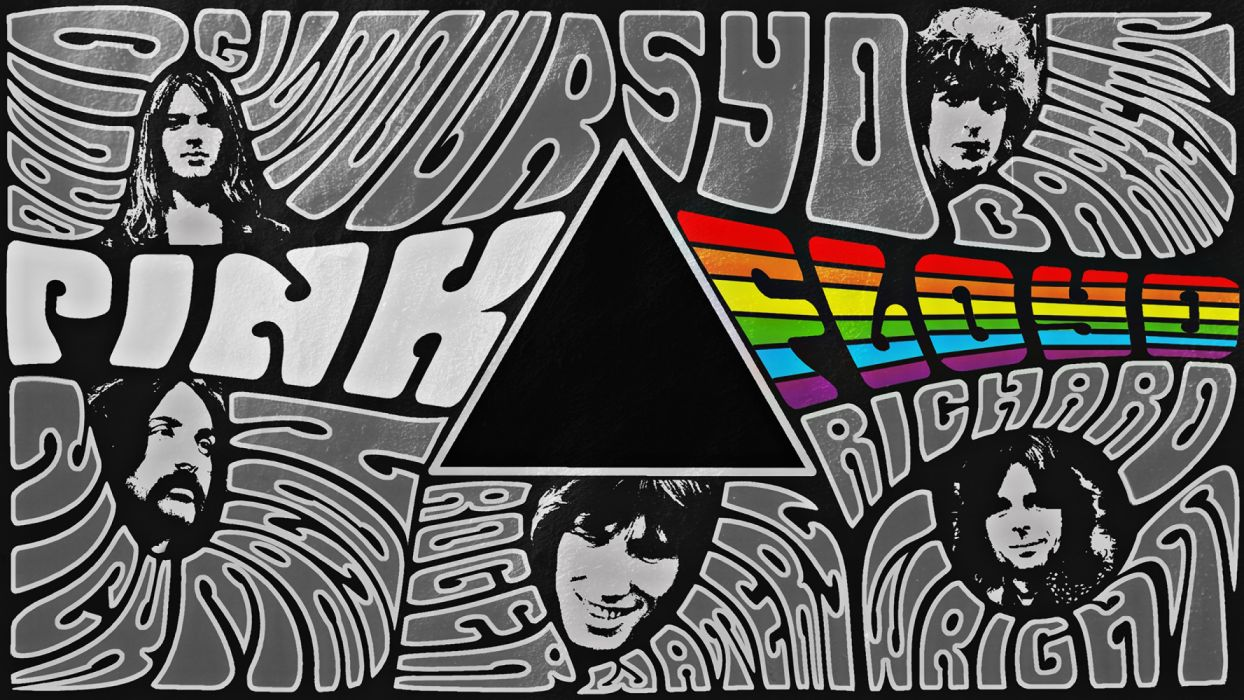 Pink Floyd Dark Side Of The Moon wallpaper