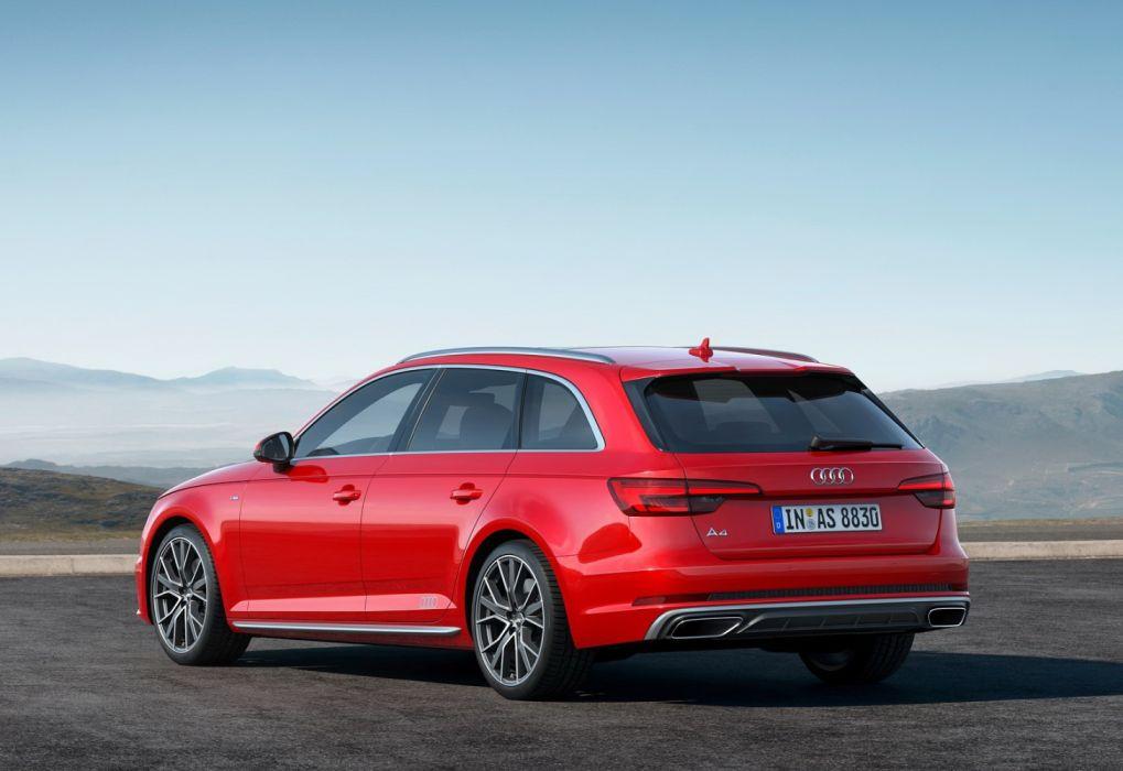 Audi A4 Avant (2019) wallpaper