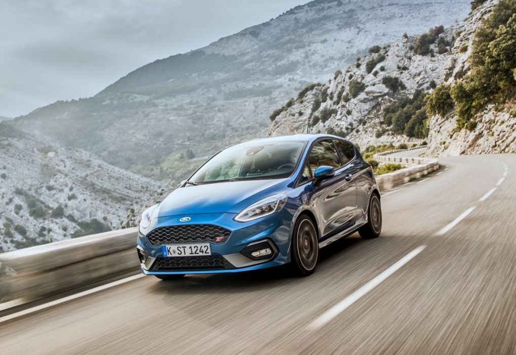 Ford Fiesta St 2018 Wallpaper 1600x1100 1274299 Wallpaperup