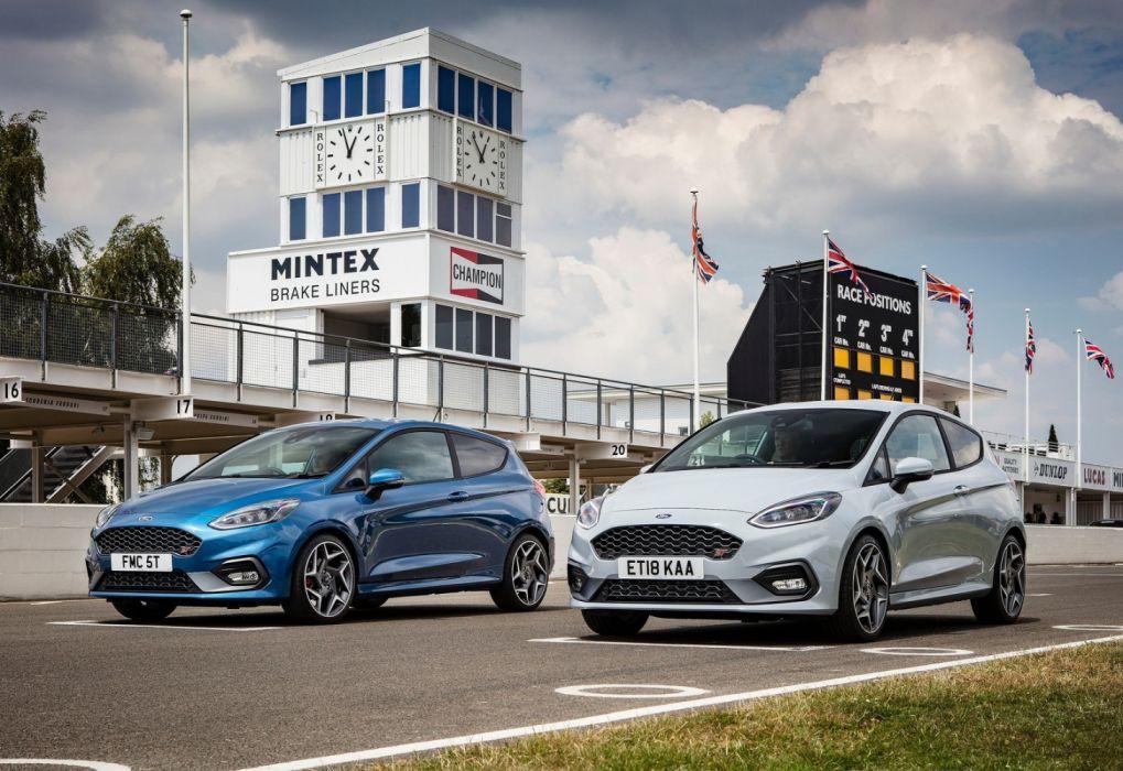 Ford Fiesta St 2018 Wallpaper 1600x1100 1274307 Wallpaperup