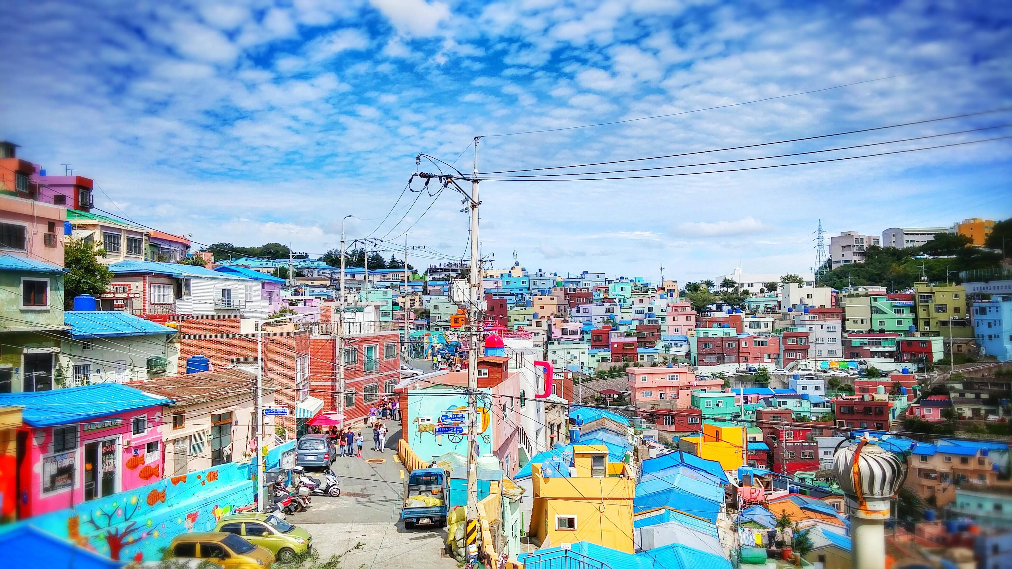 ทัวร์เกาหลีปูซาน