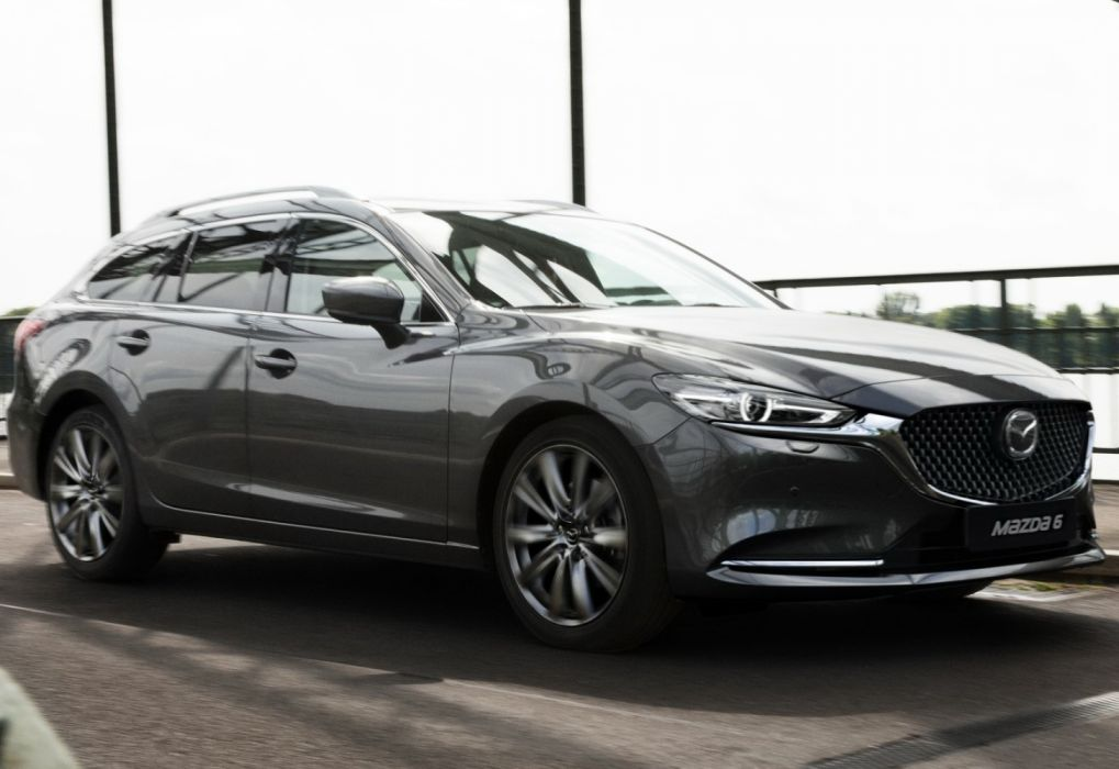 Mazda 6 Wagon 2018 Wallpaper