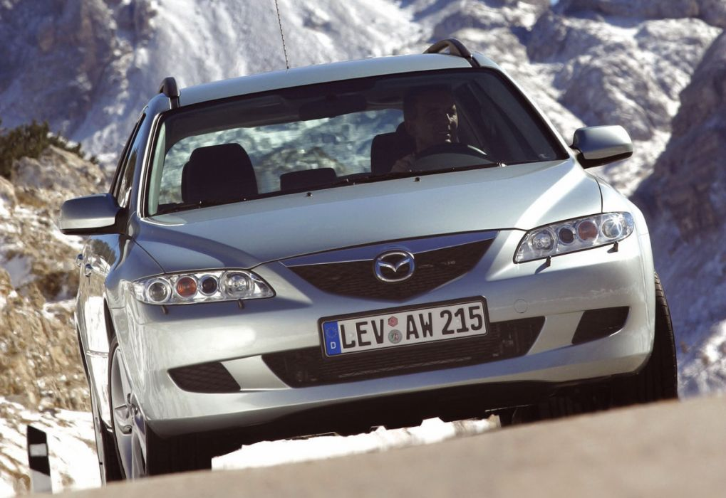 Mazda 6 AWD (2002) wallpaper | 1600x1100 | 1279220 | WallpaperUP