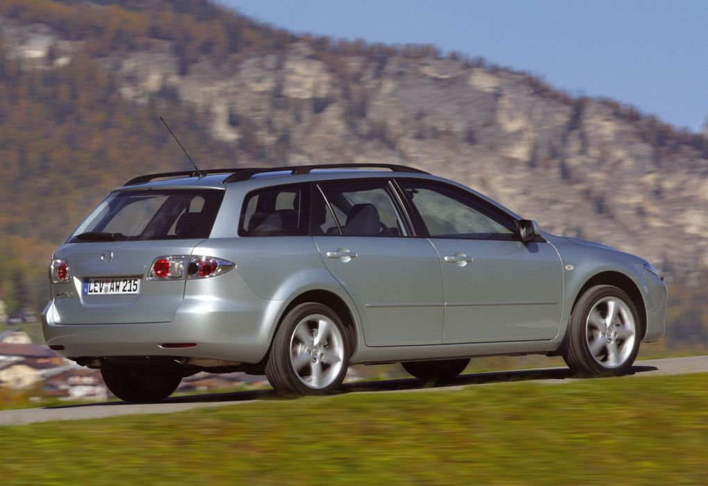 Mazda 6 AWD (2002) wallpaper | 1600x1100 | 1279233 | WallpaperUP