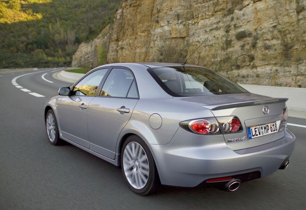 Mazda 6 MPS (2006) wallpaper | 1600x1100 | 1279603 | WallpaperUP